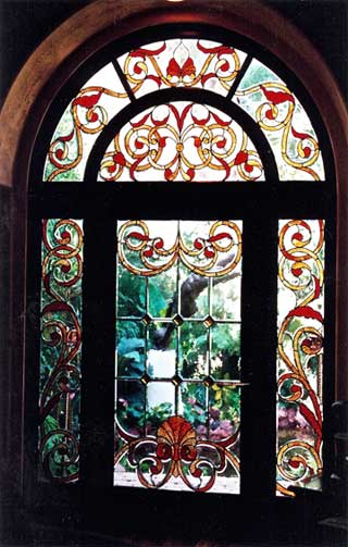 View Stained & Leaded Glass Work From Stained Glass Woodland Hills and Silva Glassworks